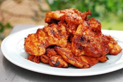 Spicy Grilled Korean Chicken - Korean Bapsang