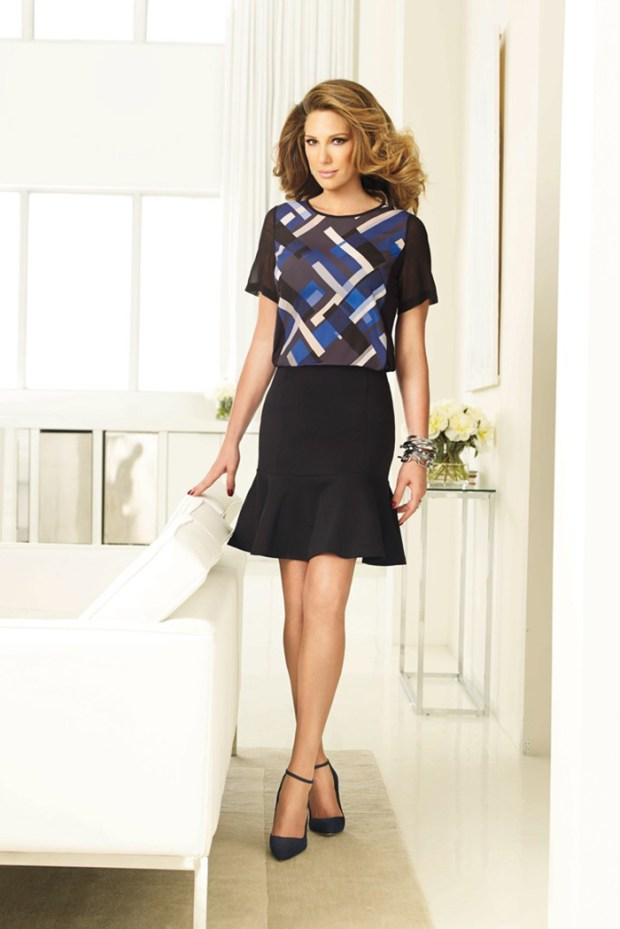 Daisy Fuentes 10th Anniversary Collection for Kohls
