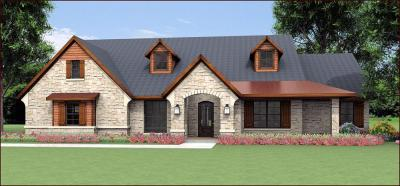 Country Home Design S2997L   Texas House Plans - Over 700 ...