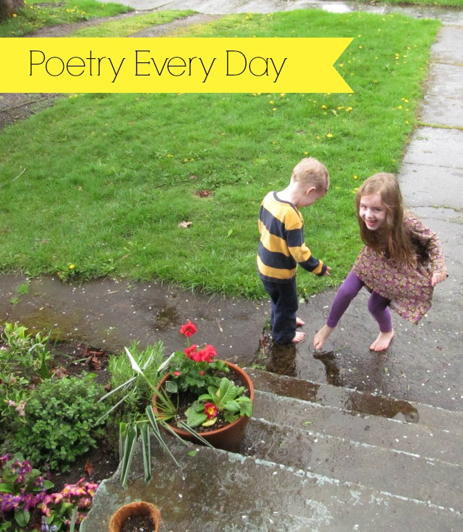 Poetry: EVERY Day