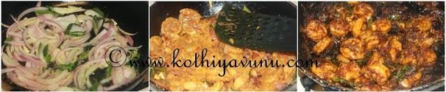 prawns-shrimp fry steps