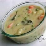 Vegetable Kurma-Kerala Style Vegetable Kurma