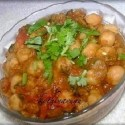 Channa Masala Recipe – Chickpeas Curry Recipe & My First Award
