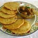 Ney Pathiri Recipe – Neypathal Recipe – Deep Fried Rice Roti