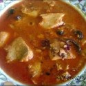 Spicy Fish Curry /Meen Kozhambhu -Tamilnadu Style
