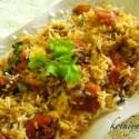 Chemmeen Biryani /Konju Biryani /Prawns /Shrimp Biryani – Kerala Style