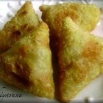 Tuna  Samosa Recipe – Tuna Stuffed Savoury Pastries Recipe