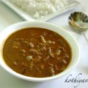 Ulli Theeyal – Red Small Onion – Shallots Theeyal Recipe – Pearl Onions cooked in Roasted Coconut Gravy