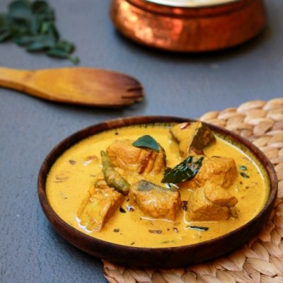 Ney Meen Curry Recipe – Seer Fish Curry Recipe | Kerala Ney Meen-Seer Fish Curry