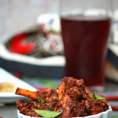 Chicken Ghee Roast – Ghee Roast Chicken Recipe