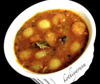 Ulli-Onion Sambar