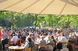 Stadtwaldhaus - Deutschlands schönster Biergarten