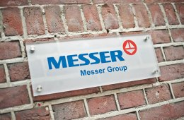 Messer Group GmbH Schlid