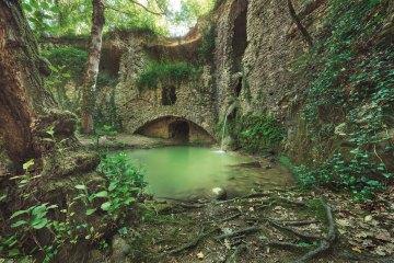 Lost Places Architektur Gegen zeit