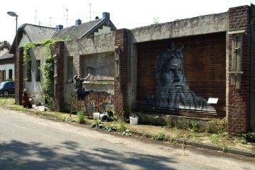 "Rhine Side Gallery: ""Pizzica Pizzica"""