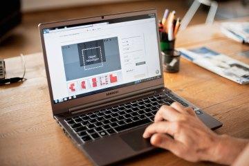 Laptop, App bei Der Einbauschrank.de