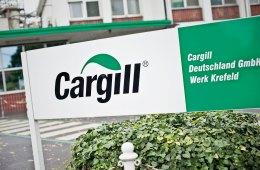 Cargill - Schild
