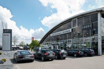 Tölke & Fischer - Das Audizentrum Krefeld wurde zum Top Service Partner 2016 gekürt