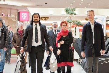VIP-Shopping im Schwanenmarkt
