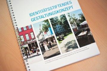 Stadtumbau West-Reihe - Das neue Identitätsstiftende Gestaltungskonzept für die Krefelder Innenstadt ist ein wichtiger Baustein der Stadtentwicklung