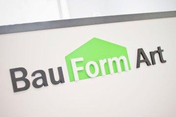 """""""BauFormArt"""" Freiheit zum Festpreis"""