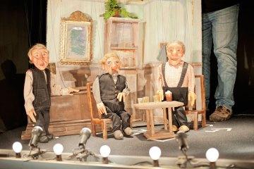 Mit Kawuppdich in die neue Spielzeit - Marionettentheater Krieewelsche Pappköpp