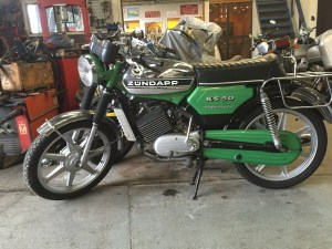 Zundapp KS50 Supersport