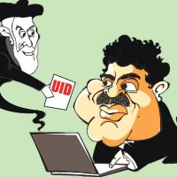 Magician Nandan Nilekani and the Magic Number #UID #Aadhaar