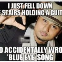 Delhi Rapper gives an open threat  to Yo Yo Honey Singh- I am not blue eyes, hypnotise #Vaw