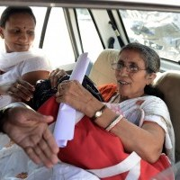 Abandoned as a child bride, India's first lady still hopes her husband will call