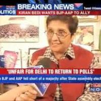 Open Letter to Kiran Bedi - Homosexuality, Privacy Rights and Elections