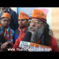 We will kill Kejriwal- Swami Om ji of Hindu Mahasabha