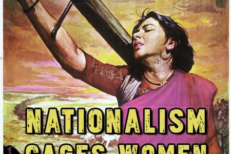 We won't  Mother India – Nationalism...