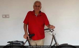 Veteran journalist Kanak Mani Dixit was arrested by the Commission for the Investigation of Abuse of Authority. (File Photo)