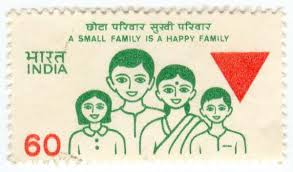Family planning in India means only women...