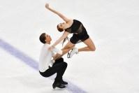 24th Ondrej Nepela Memorial,   ICE DANCE FREE DANCE