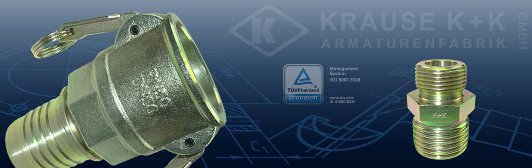 Krause K + K GmbH Header