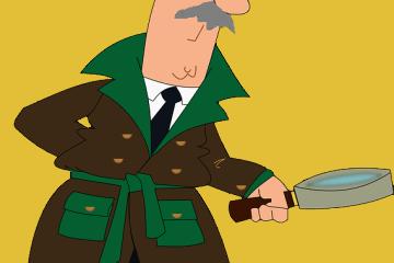 detective copie