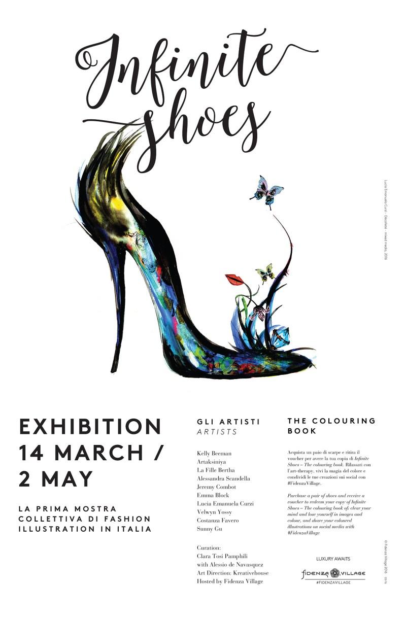 mostra-illustrazione-infinite-shoes