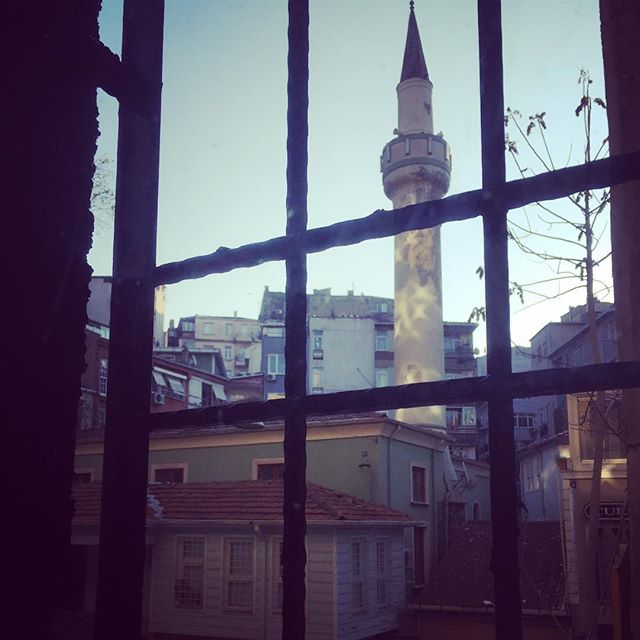 Good morning, Istanbul