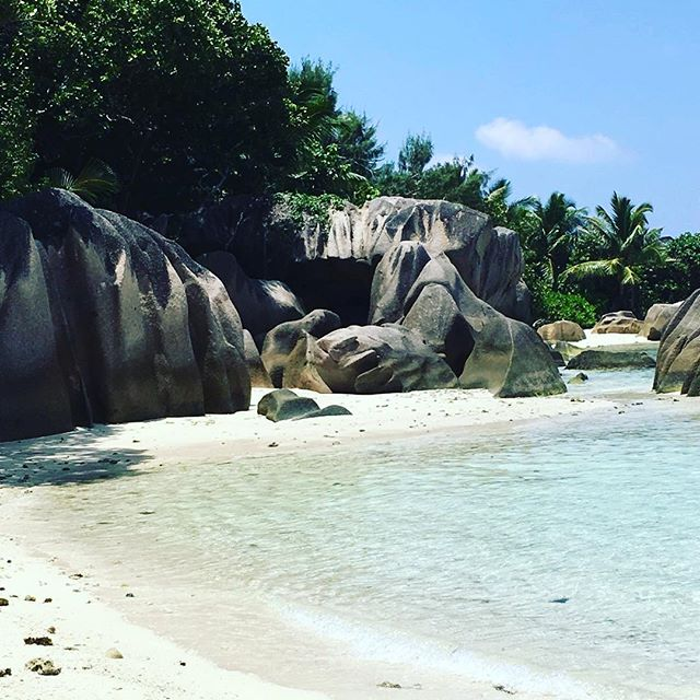 When you thought it wouldn't get any better and you see this #seychelles #bestbeaches
