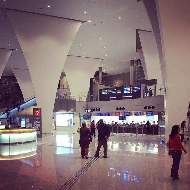 High Speed Railway station looks like an airport #taiwan #hsr
