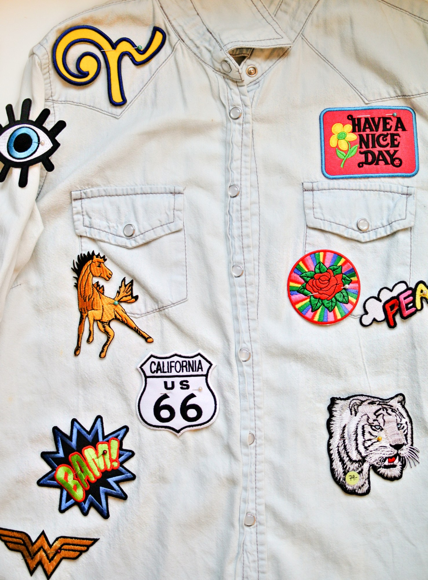 DIY Patches 3