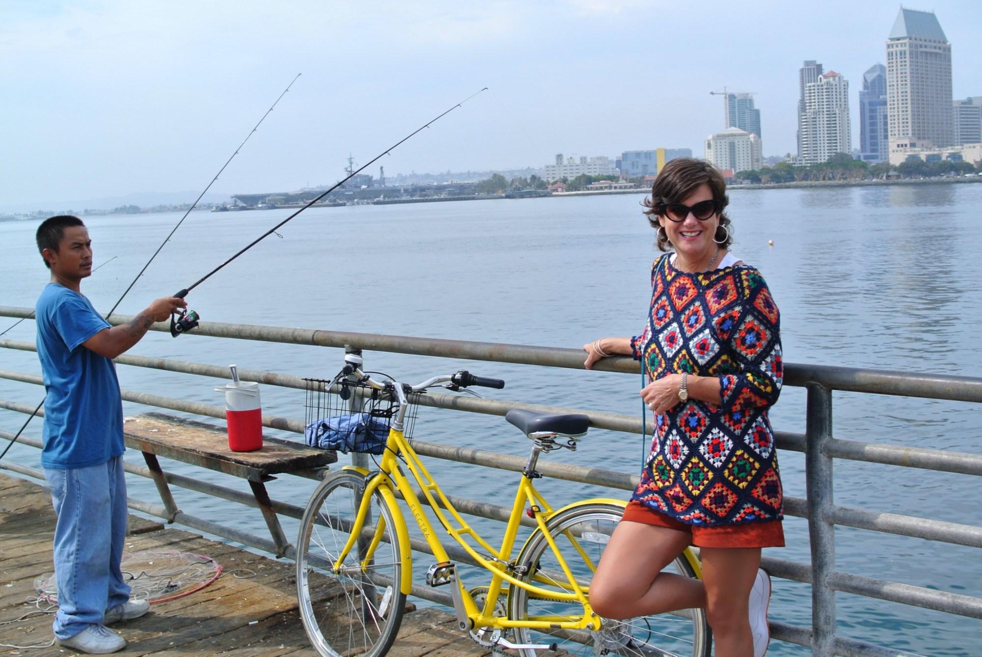 Biking in Coronado 6