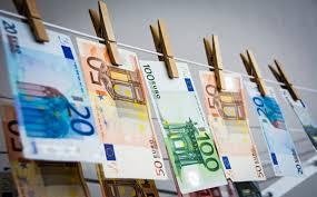geld aan lijntje
