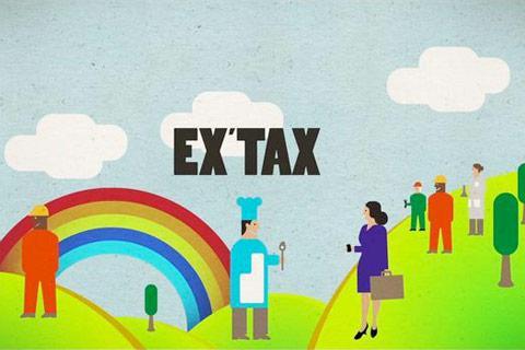 ex-tax