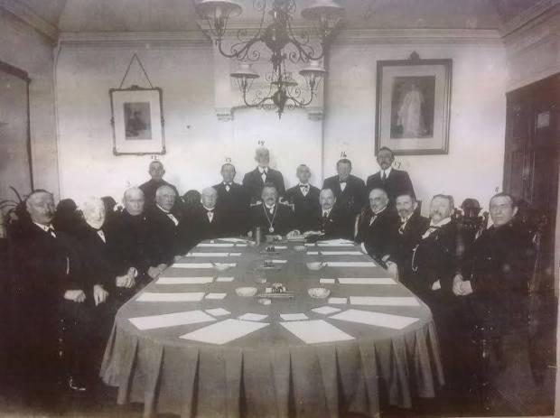 gemeenteraad 1922