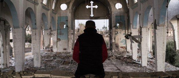 kerk in actie syrie