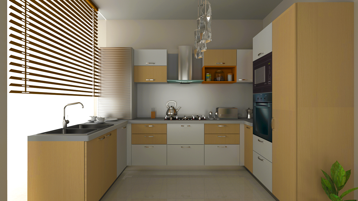 u shape modular kitchens u shaped kitchen designs U Shape
