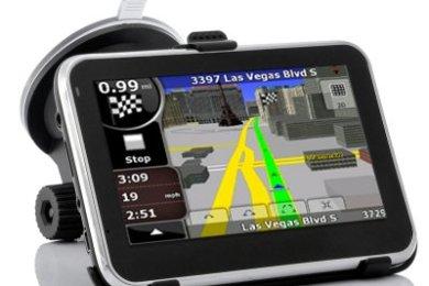 SERWIS NAWIGACJI GPS